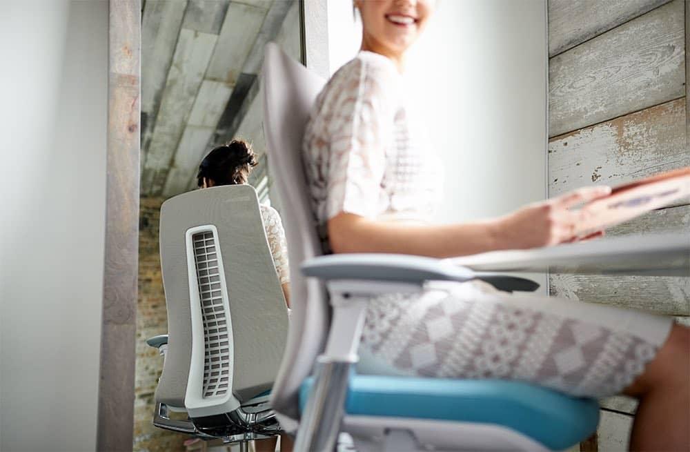 Haworth Fern office chair compare